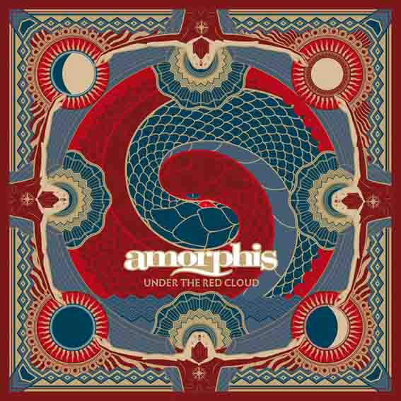 Amorphis — Under the Red Cloud (2015)