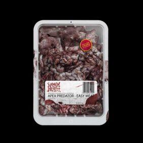 Napalm Death — Apex Predator – Easy Meat (2015)