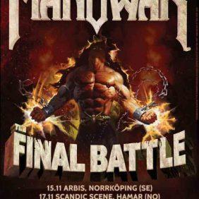 В Самаре выступит легендарная хэви-метал группа Manowar