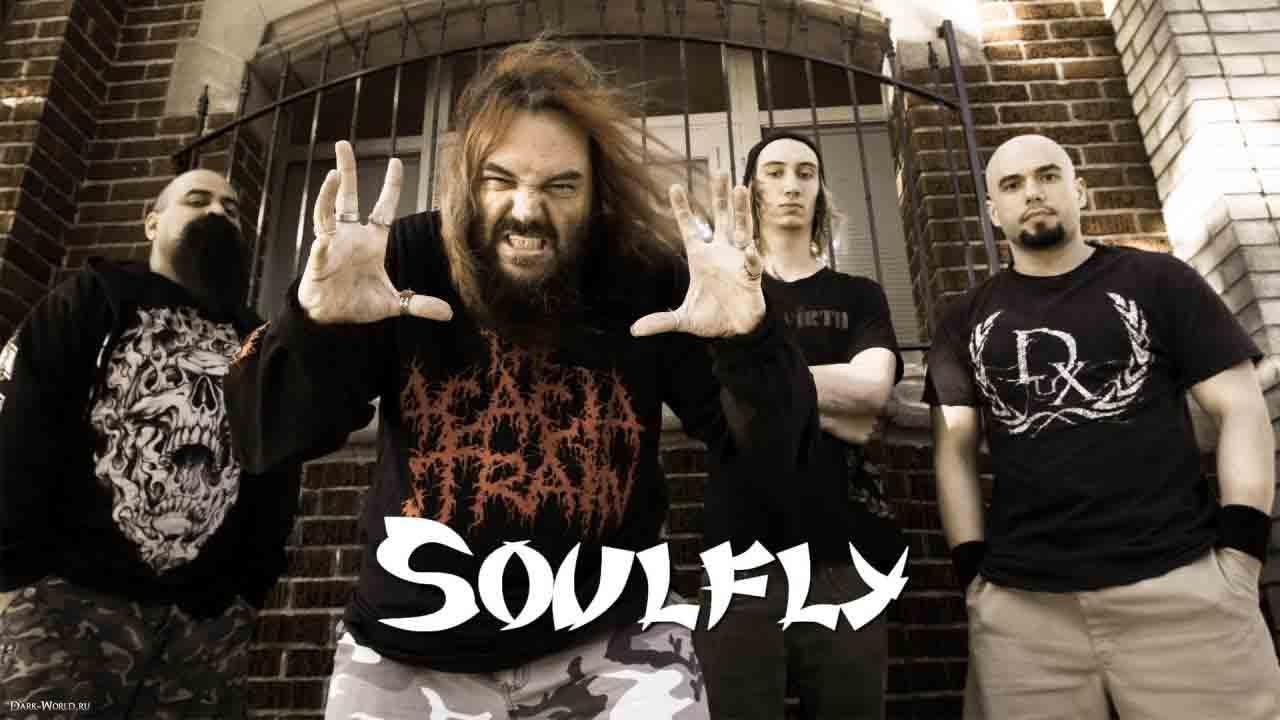 Slipknot / Soulfly