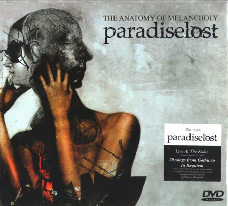 Paradise Lost — The Anatomy of Melancholy (2008)